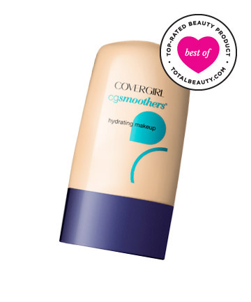 Best Drugstore Foundation No. 8: CoverGirl CG Smoothers All-Day Hydrating Makeup, $7.99