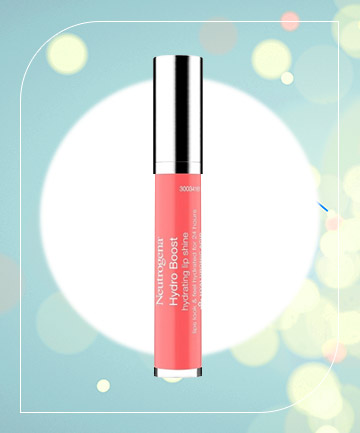 Neutrogena Hydro Boost Lip Gloss, $8.99