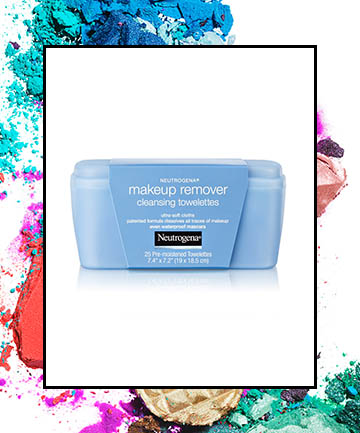 Neutrogena Makeup Remover Cleansing Towelettes, $6.99