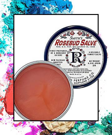 Rosebud Perfume Co. Smith's Rosebud Salve, $6
