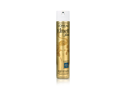 No. 7: L'Oreal Paris Elnett Satin Hairspray, $12.99