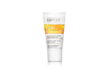 Self-tanner: Lavera Faces Summer Glow Sunless Tan for the Face, $23.50