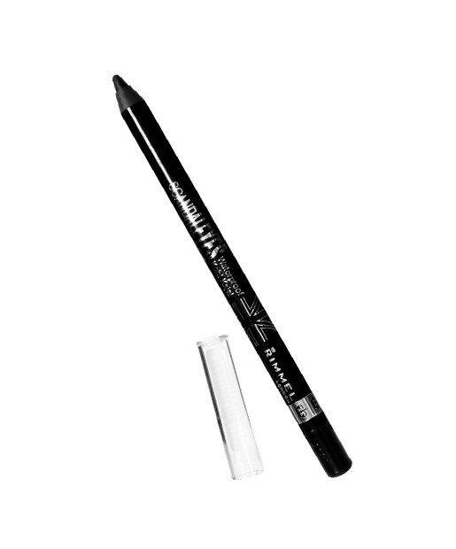 Best Eyeliner No. 5: Rimmel London ScandalEyes Waterproof Kohl Eyeliner, $4.49