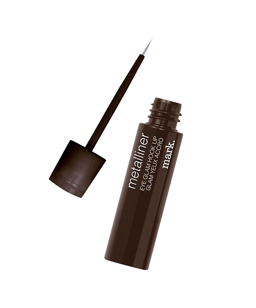 Best Eyeliner No. 7: mark Metalliner Eye Glam Hook Up , $6.50