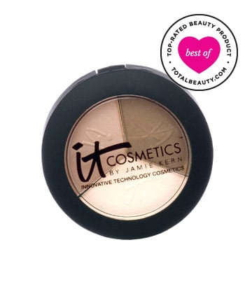 Best Eyeshadow No. 3: It Cosmetics Naturally Pretty Eyeshadow Trio, $24