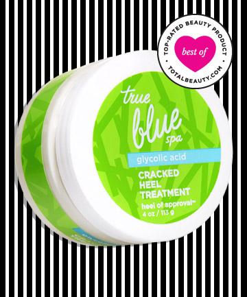 No. 4: Bath & Body Works True Blue Spa Heel of Approval Cracked Heel Tr