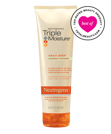 Best Hair Care Product Under $10 No. 13: Neutrogena Triple Moisture Daily Deep Conditioner, $6.49