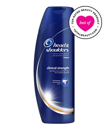 Best Hair Care Product Under $10 No. 18: Head & Shoulders Clinical Strength Shampoo, $7.99