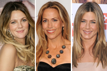 Celebs with the best medium blonde highlights: