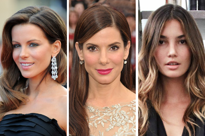 Celebs with the best light to medium brown highlights: