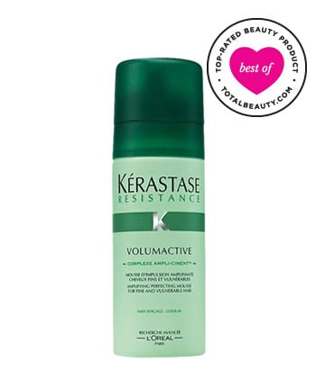 Best Mousse No. 8: Kèrastase Mousse Volumactive, $42
