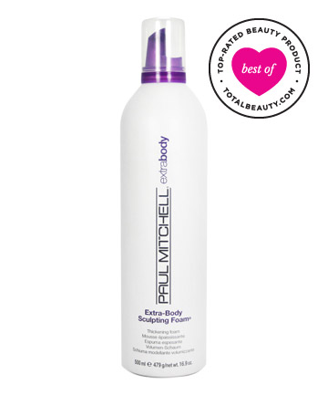 Best Mousse No. 9: Paul Mitchell Extra Body Sculpting Foam, $28