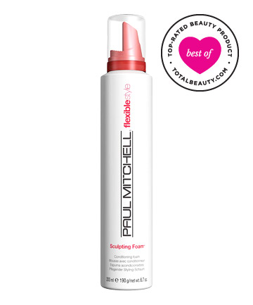 Best Mousse No. 2: Paul Mitchell Sculpting Foam, $21.99