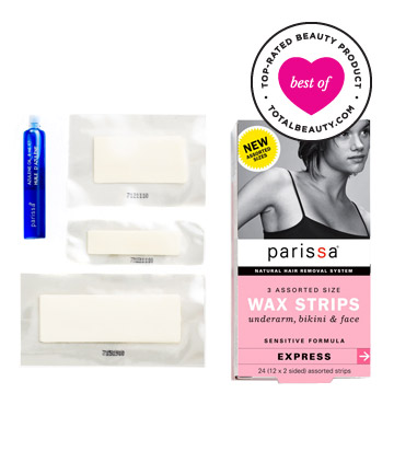 Best Hair Removal Product No. 9: Parissa Wax Strips 3 Assorted Size, $13