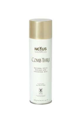 No. 11: Nexxus Comb Thru Natural Hold Design and Finishing Mist, $10.99