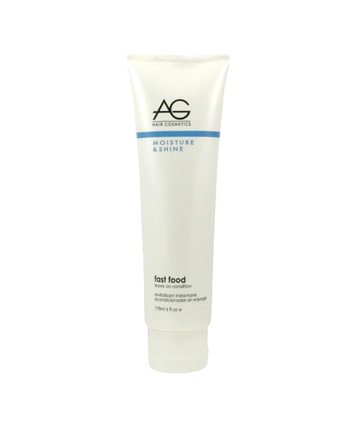 Leave-in Conditioner No. 6: AG Hair Cosmetics Fast Food Leave On Condition, $20