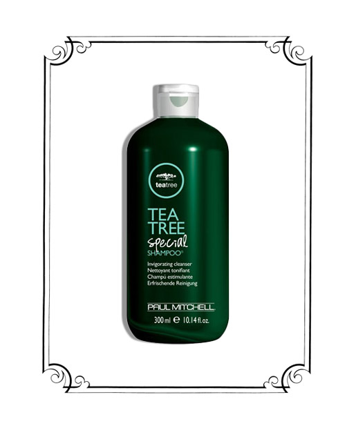 No. 13:  Paul Mitchell Tea Tree Special Shampoo, available at salons