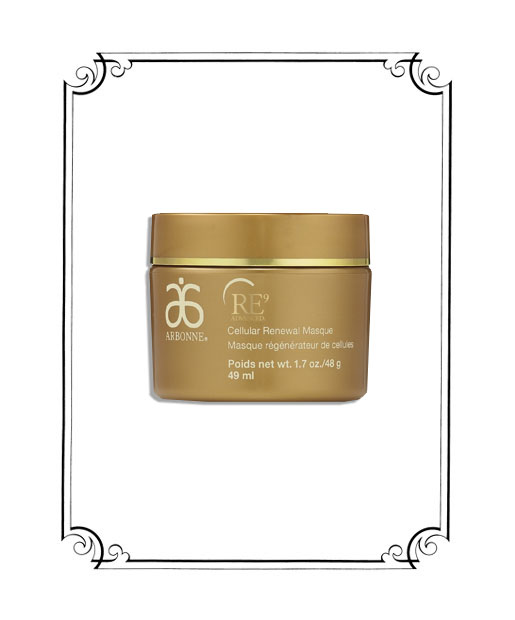 No. 1: Arbonne RE9 Advanced Cellular Renewal Masque, $65