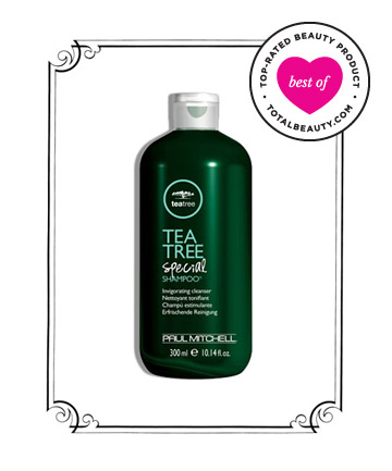 Best Luxury Product No. 12:  Paul Mitchell Tea Tree Special Shampoo, available at salons.