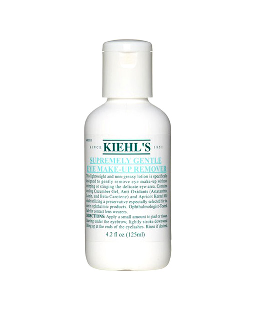 No. 6: Kiehl's Supremely Gentle Eye Makeup Remover, $16.50