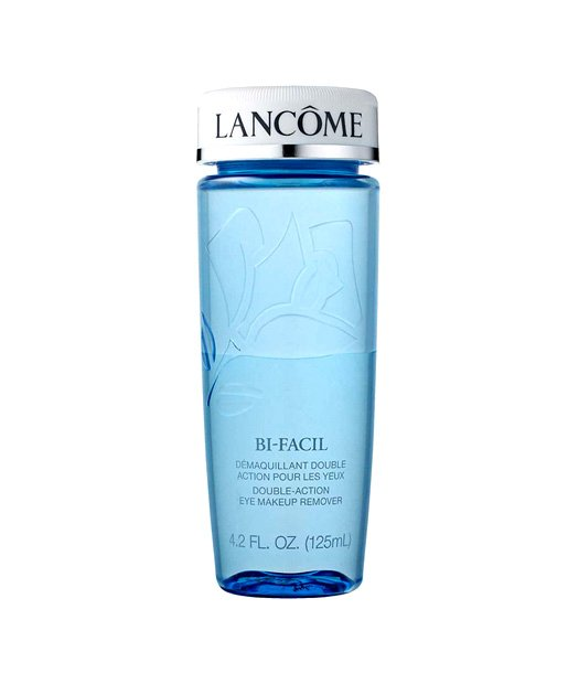 No. 9: Lancôme Bi-Facil Double-Action Eye Makeup Remover, $28