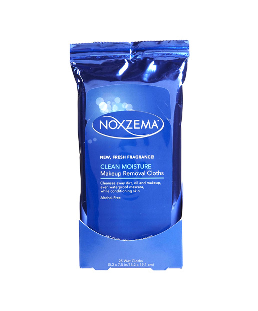 No. 14: Noxzema Clean Moisture Makeup Removal, $4.79