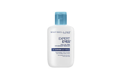 No. 13: Maybelline New York Expert Eyes 100% Oil-Free Eye Makeup Remover, $4.59