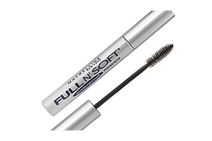 No. 6: Maybelline New York Full 'N Soft Waterproof Mascara, $6.99