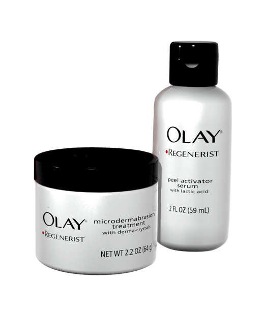 No. 5 Olay Regenerist Microdermabrasion & Peel System, $25.99