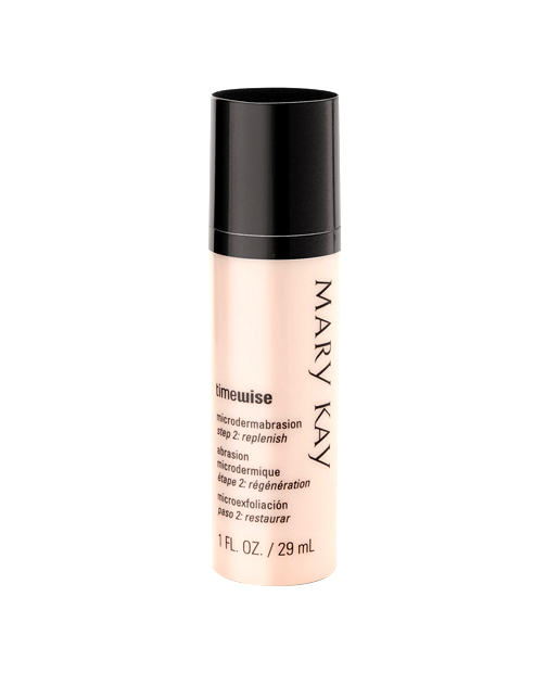 No. 11 Mary Kay TimeWise Microdermabrasion Step 2: Replenish, $26