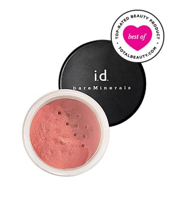 Best Mineral Makeup No. 7: BareMinerals Blush, $20