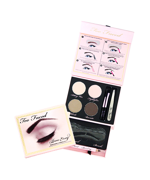 No. 7: Too Faced Brow Envy Kit, $35