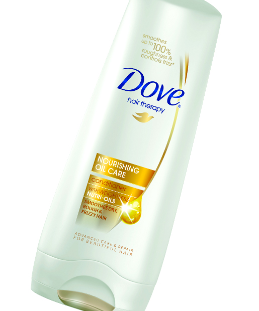 Dove facial product