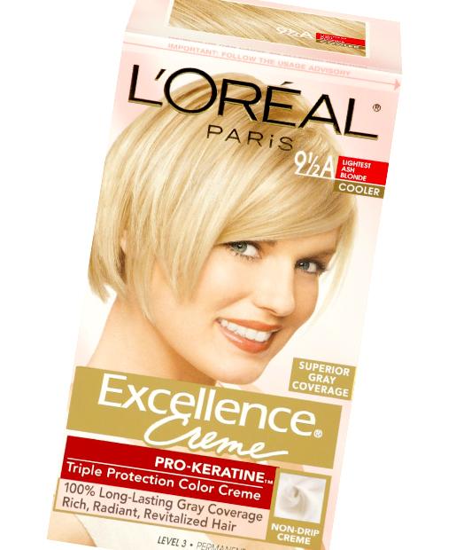No. 19: L'Oréal Paris Excellence Creme , $6.99