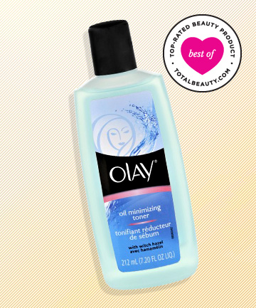 No. 7: Olay Oil Minimizing Toner, $5.49