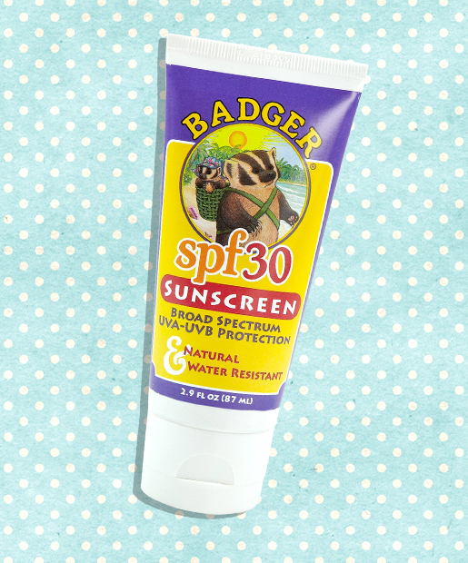 NO. 7: BADGER SUNBLOCK FOR FACE AND BODY, $15.99