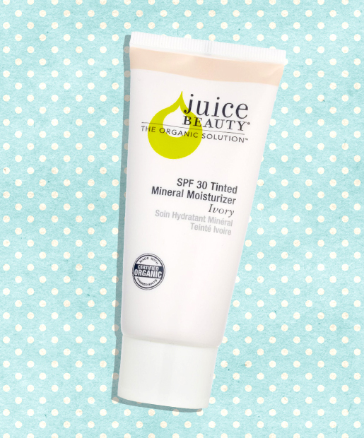 NO. 9: JUICE BEAUTY SPF 30 TINTED MOISTURIZER, $29