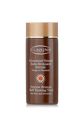 Clarins Intense Bronze Self Tanning Tint, $32, 9 Best Self-Tanners