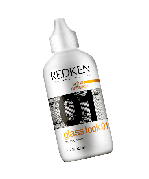 No. 12: Redken Glass 01 Smoothing Serum, $20