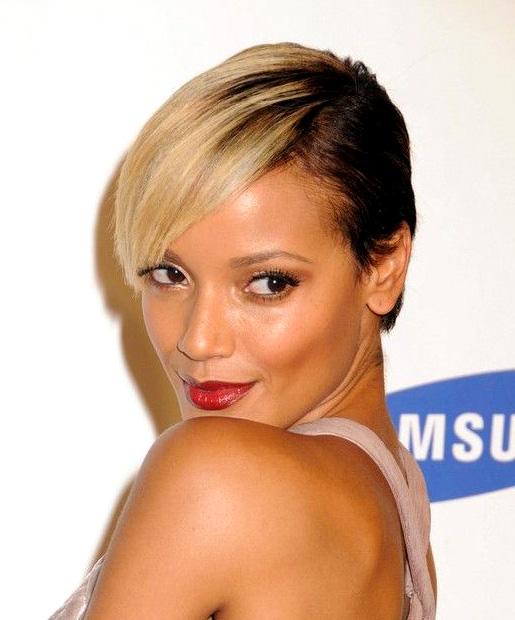 Strange 17 Best Short Hairstyles For African American Women Hairstyles For Men Maxibearus
