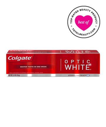 No. 7: Colgate Optic White Toothpaste, $4.49