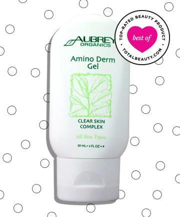 Best No. 9: Aubrey Organics Amino Derm Gel Clear Skin Complex, $8.33