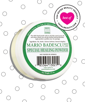 Best No. 8: Mario Badescu Skin Care Special Healing Powder, $12