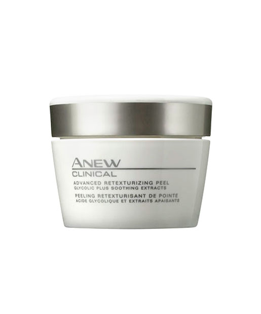 Best No. 8: Avon Anew Clinical Advanced Retexturizing Peel, $25