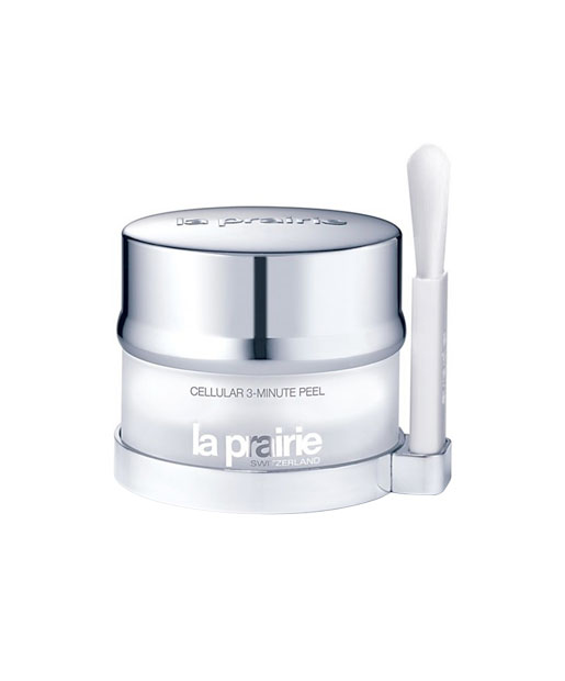 Best No. 9: La Prairie Cellular 3-Minute Peel, $210