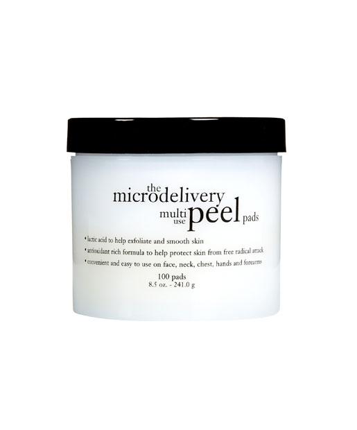 Worst No. 3: Philosophy the Microdelivery Multi-Use Peel Pads, $38