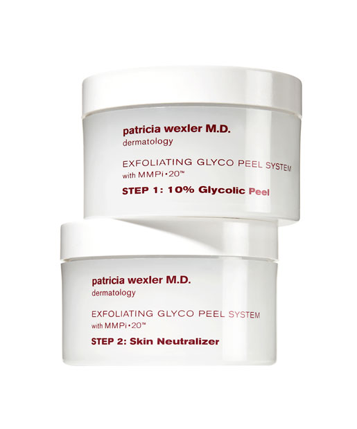 Worst No. 4: Patricia Wexler, M.D. Exfoliating Glyco Peel System, $45