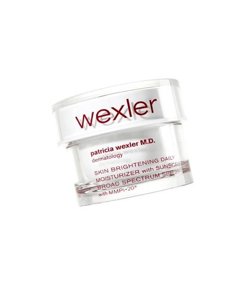 No. 3: Patricia Wexler M.D. Skin Brightening Daily Moisturizer SPF 30, $39.50