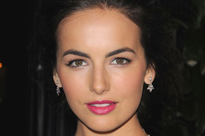 The best thick arch: Camilla Belle
