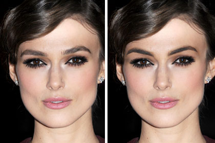 Who should try them: Keira Knightley